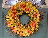 Love this fun wreath!