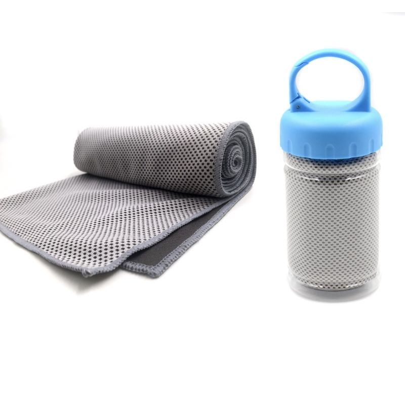Microfiber Cooling Towel Instant Cooling Feel In 2020