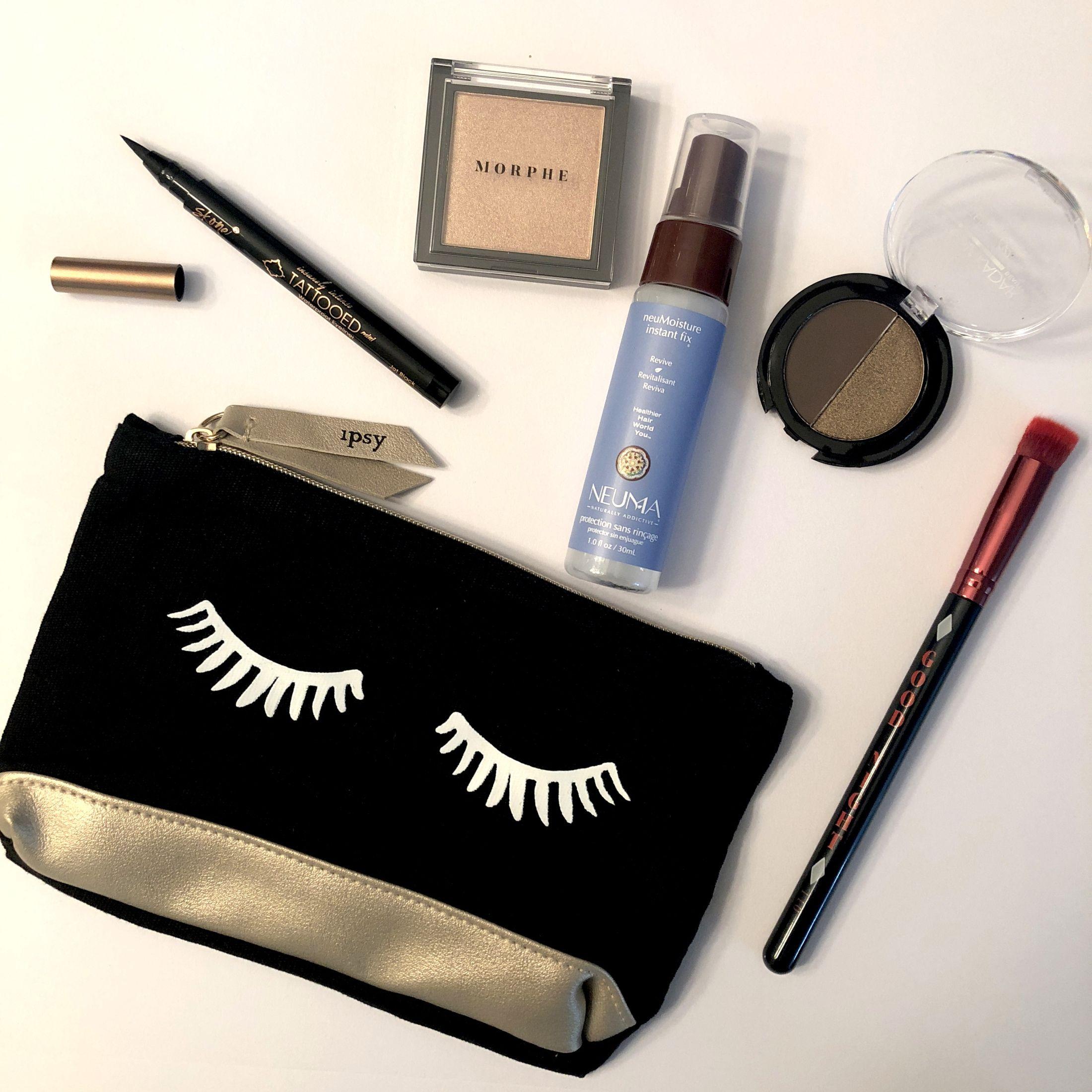 Ipsy Glam Bag 2018 Glam bag, Ipsy glam bag, Beauty box