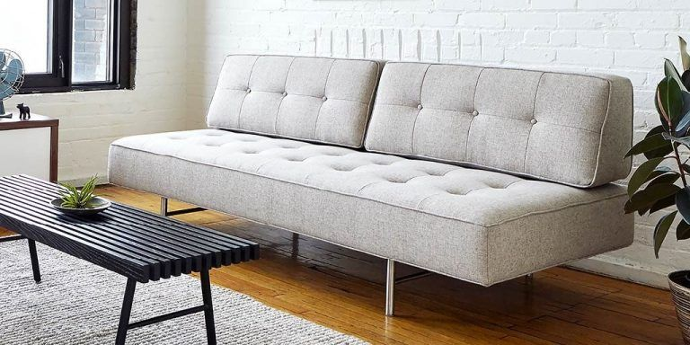 Marvelous Bedford Sleeper Lounge Sofa Most Comfortable Sleeper Gmtry Best Dining Table And Chair Ideas Images Gmtryco