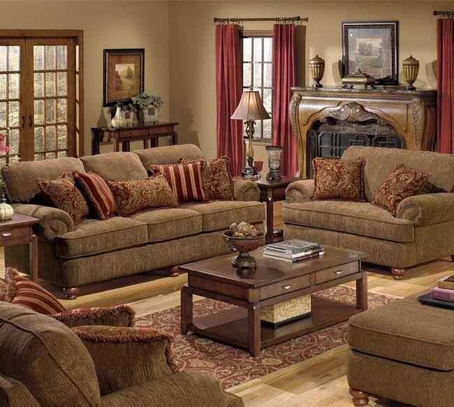 Jackson Furniture Sofa Jackson Furniture Anniston 4342 03