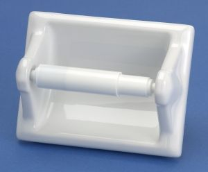 Tissue Holder Ceramic Bathroom Toilet Paper Bathroom