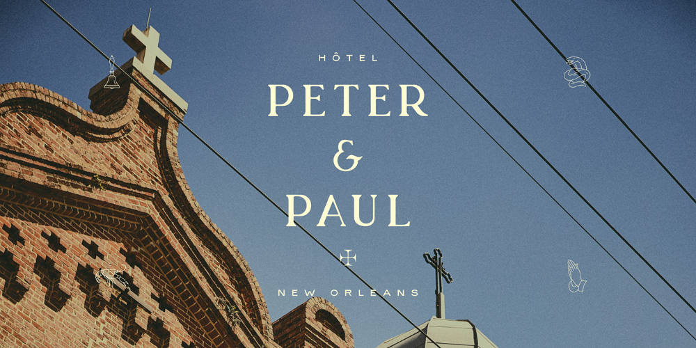 Hotel Peter And Paul Opens In 19th Century New Orleans Church