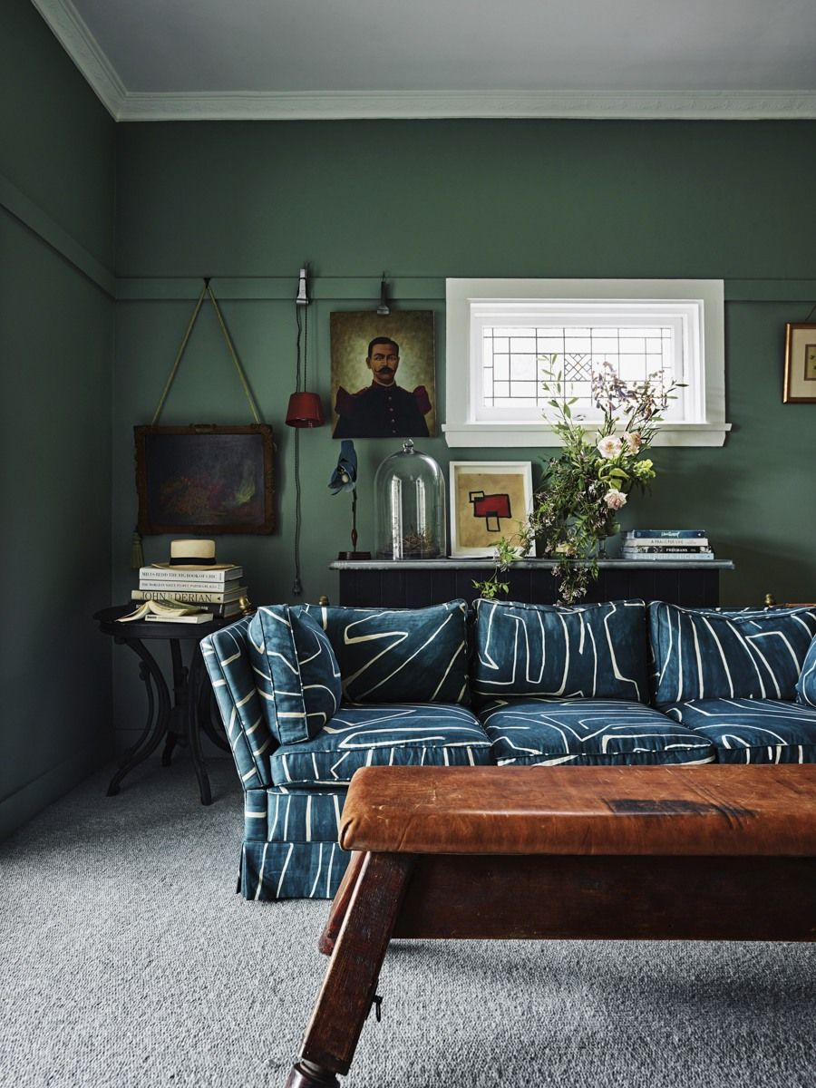Tour a sydney home filled with color and curiosity