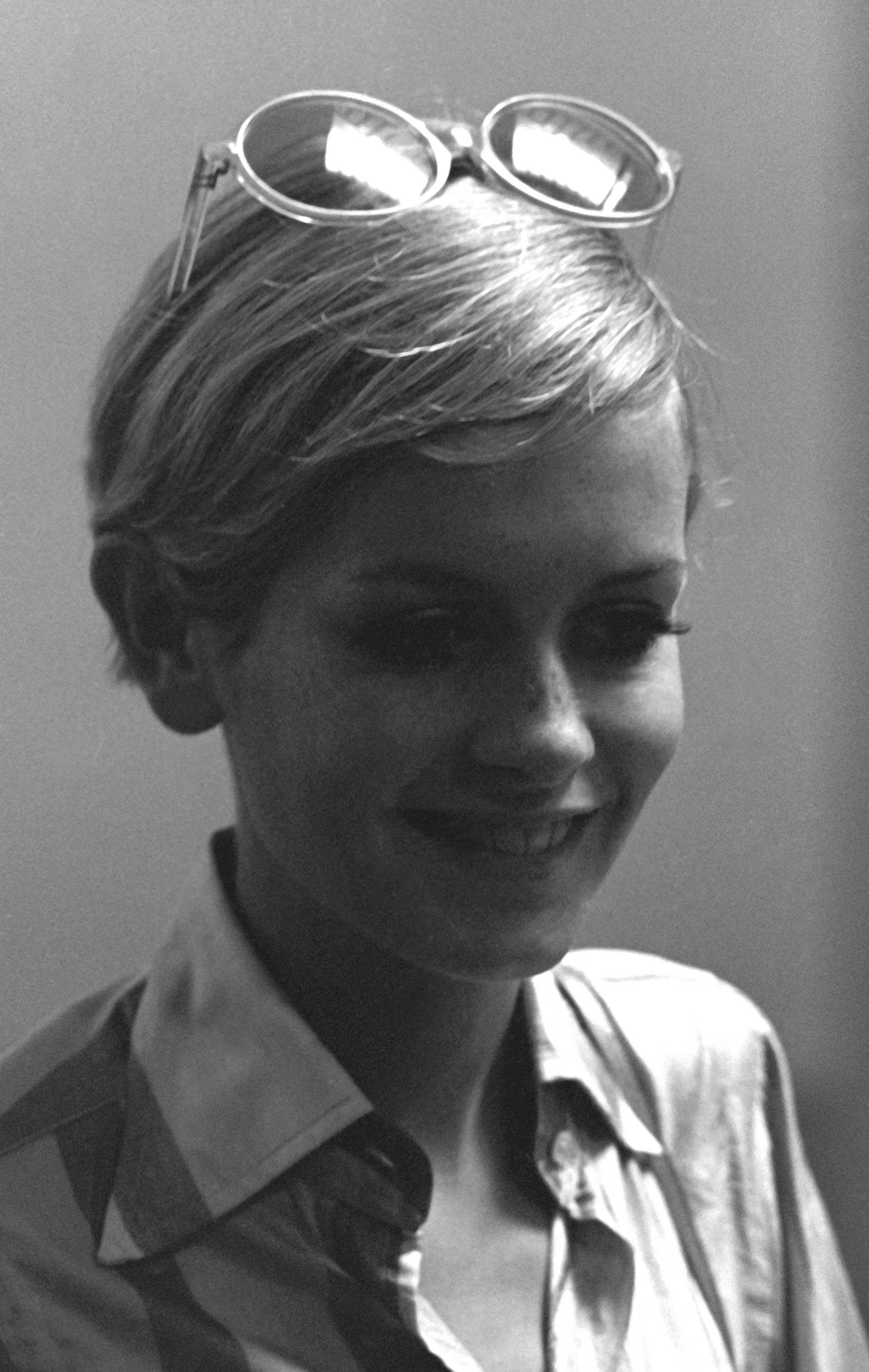 The 34 Most Iconic Pixie Cuts Of All Time Twiggy Pixies And