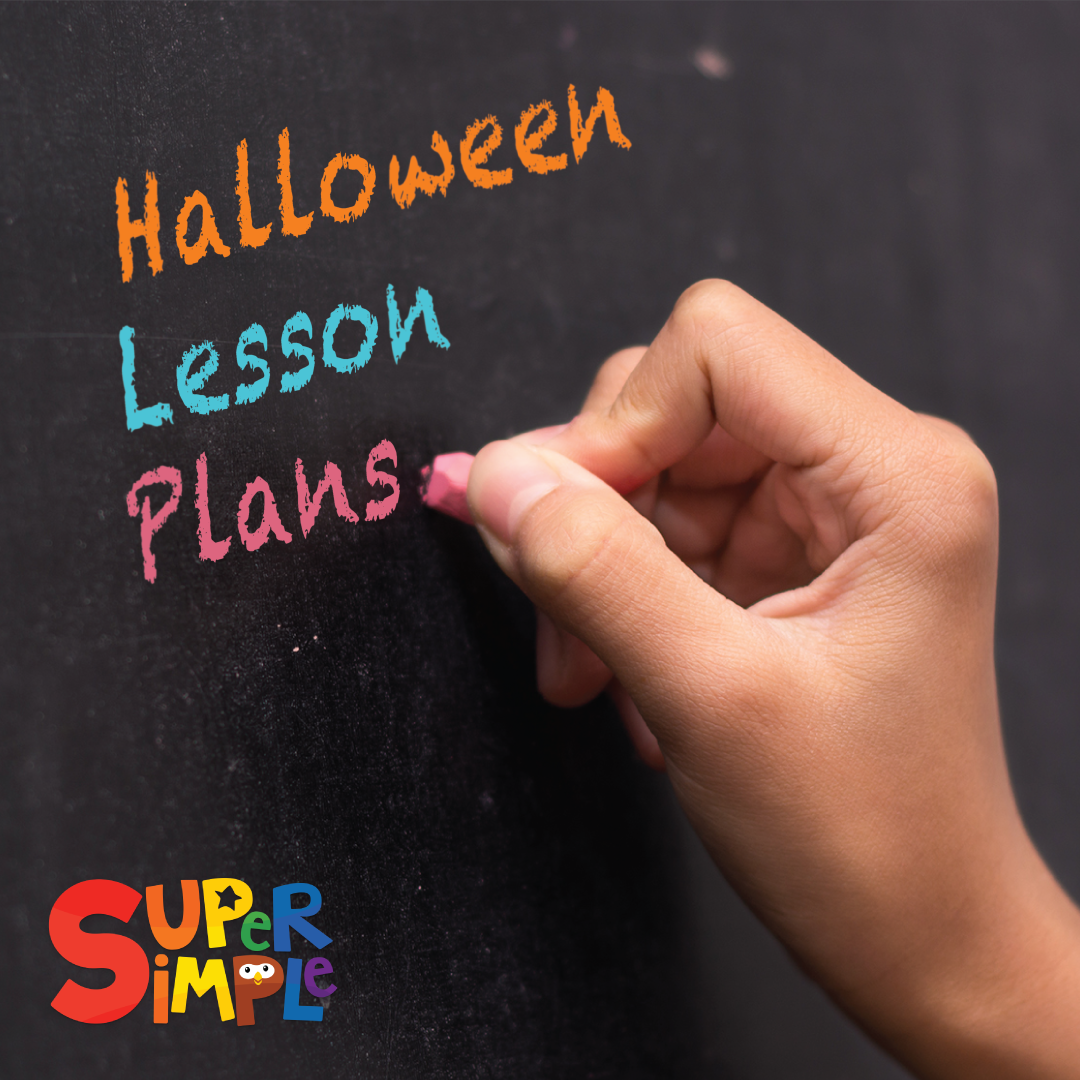 Three Ready Made Halloween Lesson Plans For Prek And