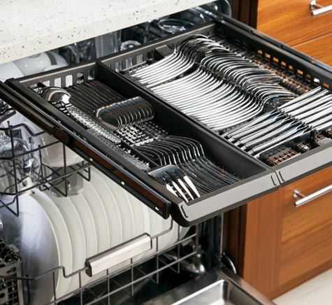 My Dream Dishwasher It Has A Drawer For Keeping Every Utensil Clean And In