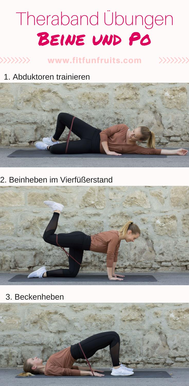 Photo of Die 6 besten Theraband-Übungen für Beine und Gesäß