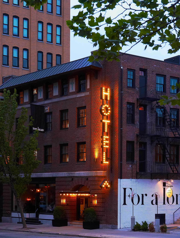 Ref The Dean Hotel Providence Ri Condé Nast Traveler Hot List