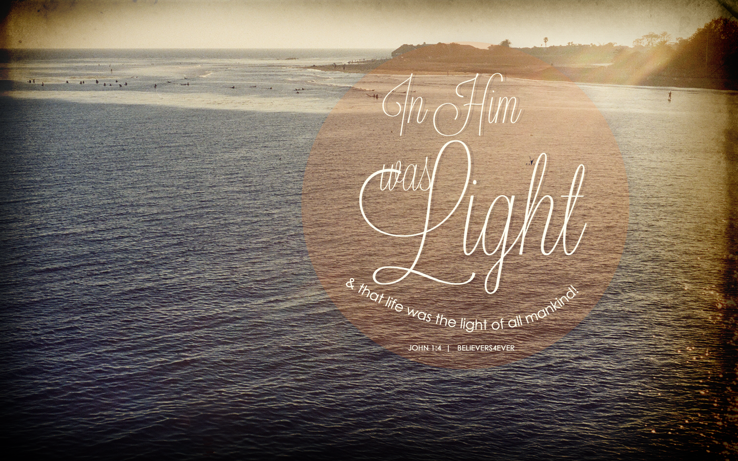 In Him Was Light Believers4ever Com Free Christian Wallpaper Christian Wallpaper Worship Wallpaper