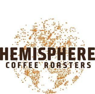 Hemisphere Coffee Roaster's logo.    www.casselbear.com