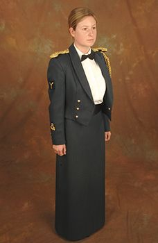 sac shona mcpherson in female concert dress uniformes militares