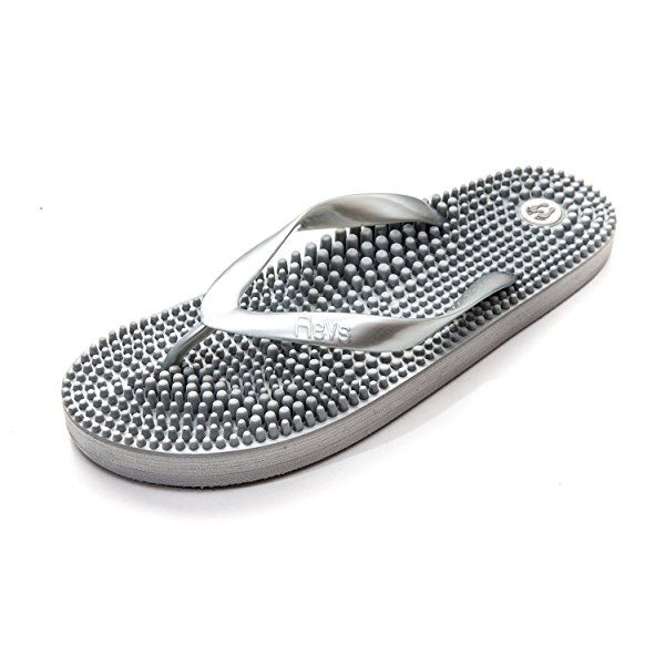 Revs Light Flip Flop, Fussreflexzonenmassage Massage Flip Flops by Kenkoh Europe Marine EU38