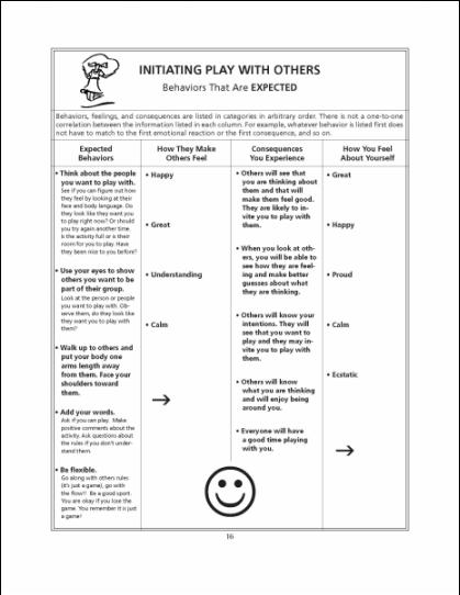 Social Behavior Maps/Worksheets - Ms. Iuliana\'s Social Skills ...