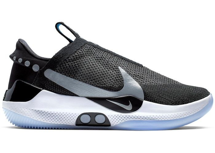 96e9731a486 Nike Adapt BB Black Pure Platinum (EU Charger) in 2019 | Wishlist ...