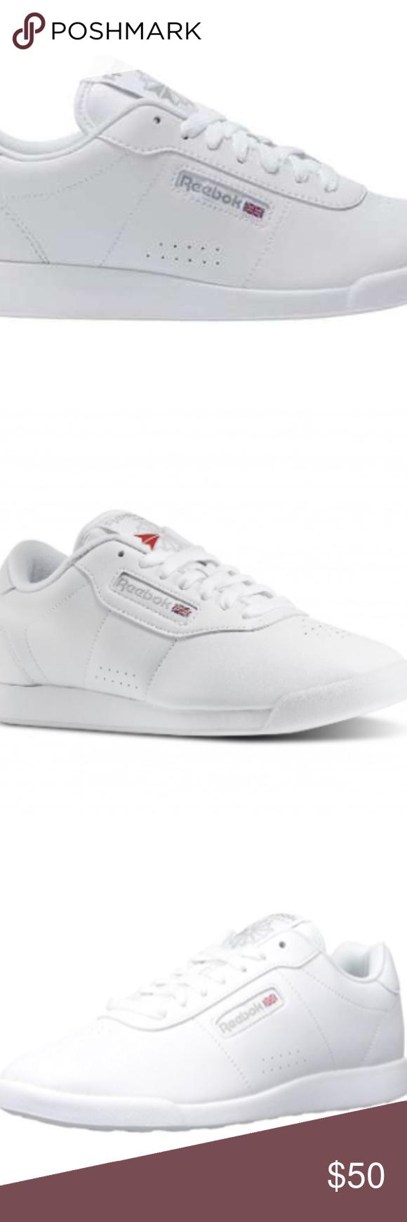 9493e8038 NWT Reebok Princess Lite Womens Classic Shoe Lightweight design and  superior comfort. Removable memory foam