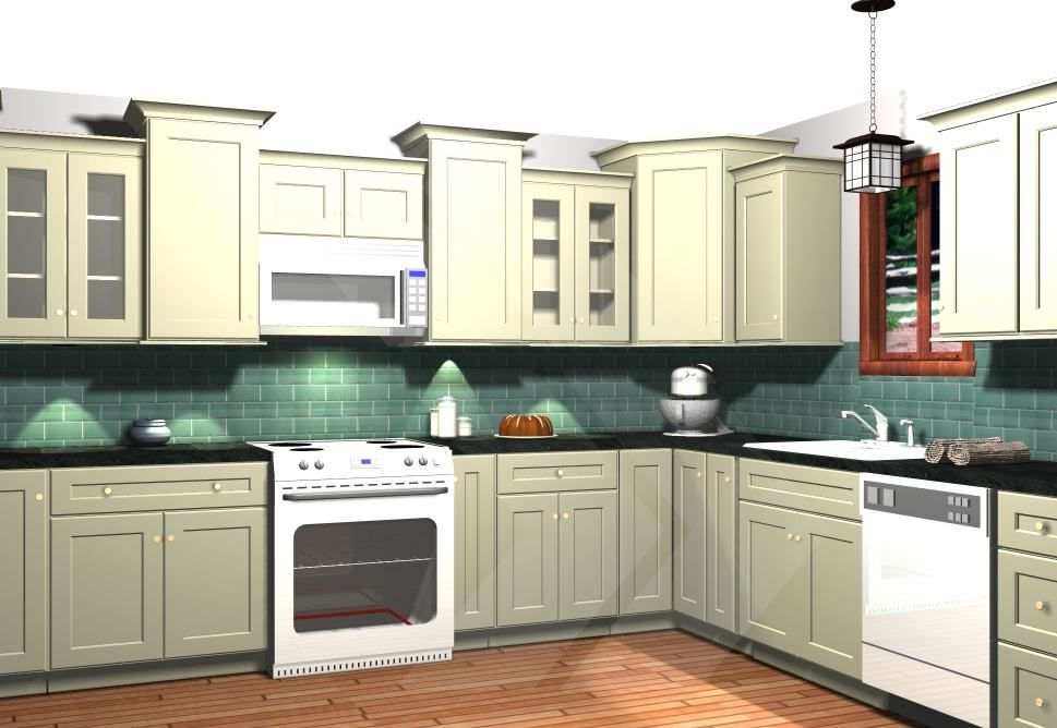 Vary Height And Depth Of Cabinetry Consider This Layout Only Flip Flopped Kitchen Design