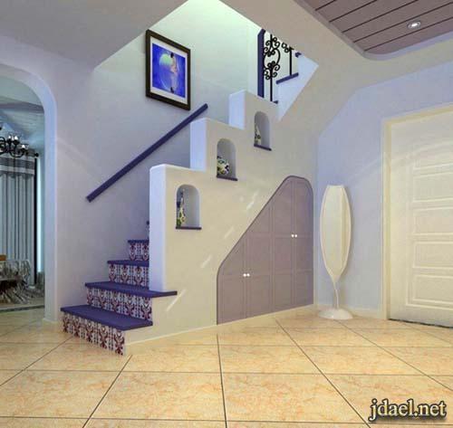 جبس اسقف واقواس وجدران ابداع وافخم اثاث للبيوت الراقيه منتدى جدايل Design Decor Stairs