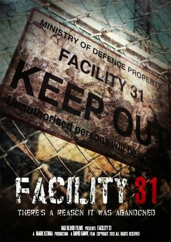 Facility 31 | My Horror World in 2019 | Movies, Classic