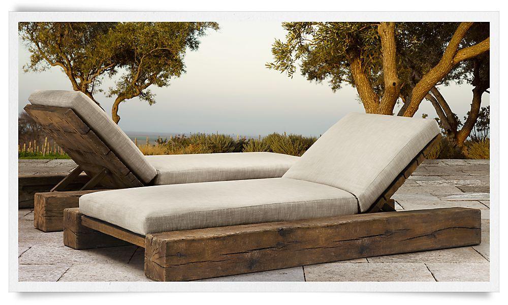 Restoration Hardware Outdoor Furniture Teak : Find Out Restoration ...