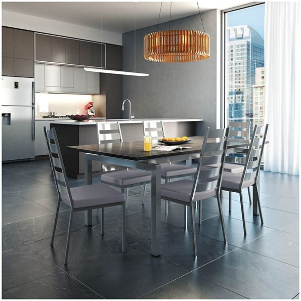 Level Dining Chair Modern Dining Chairs 7 Piece Dining Set Contemporary Decorating