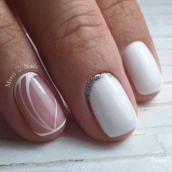 Маникюр | uñas | Pinterest | Diseños de uñas, Manicuras y Diseños ...