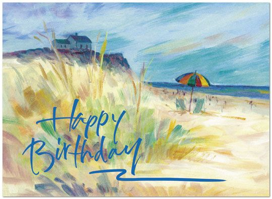 Beach Birthday Cards Funnies Pinterest Birthday Happy