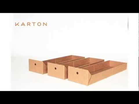 karton cardboard furniture. The Paperpedic Bed Drawers \u2013 Karton Cardboard Furniture Karton Cardboard Furniture