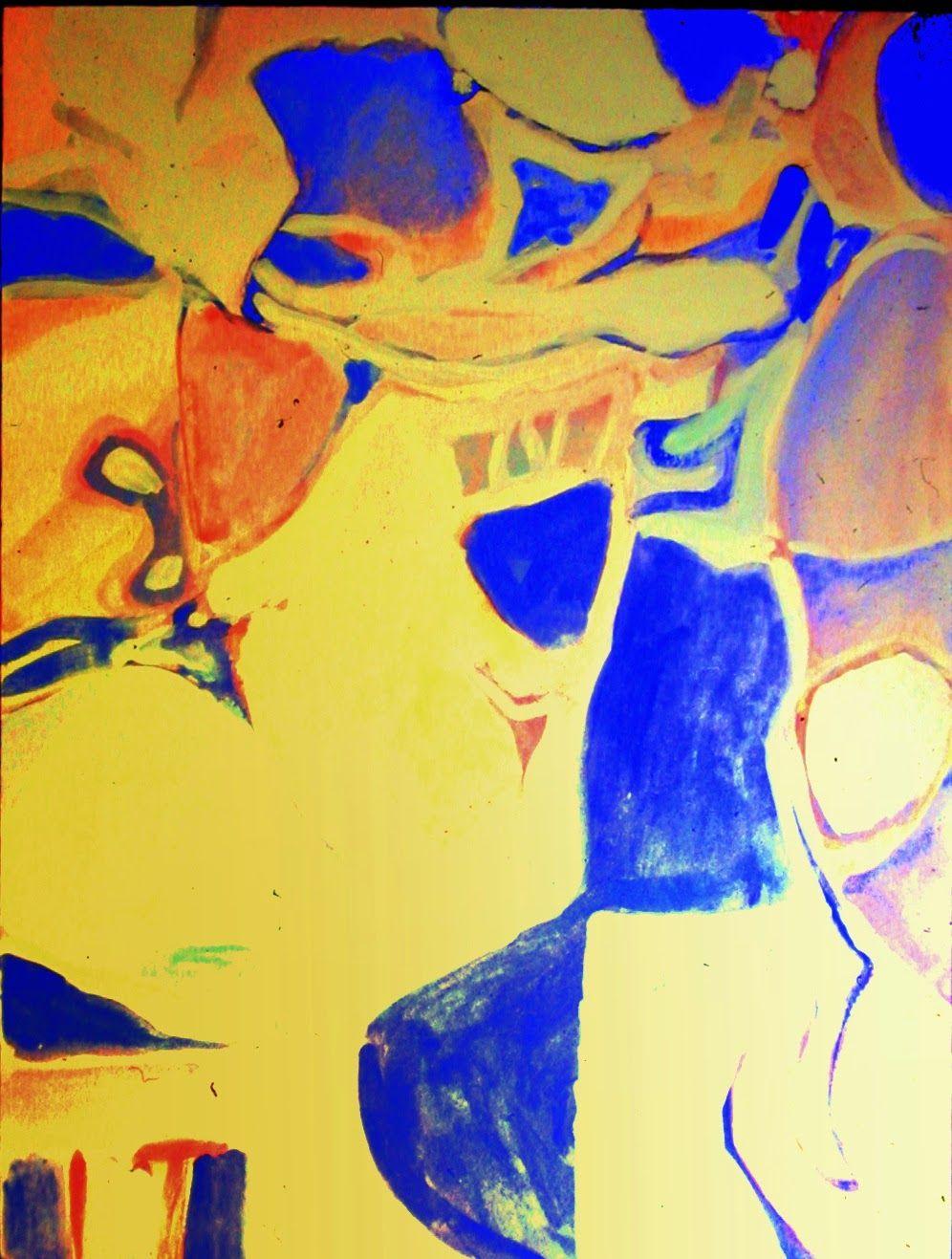 013 watercolor by John Warren Oakes