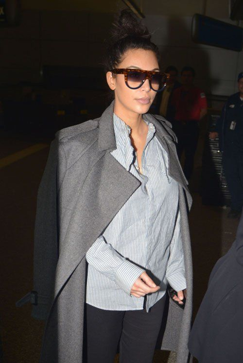 c8141a80472c No On wears Celine shadow sunglasses quite like Kim K get yours from  www.sendoptics.com