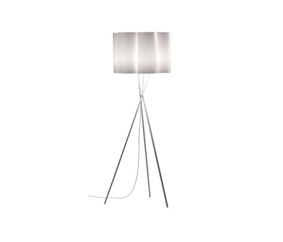 General lighting free standing lights tubes h417 floor lamp