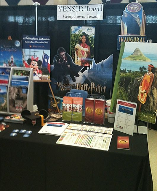 Bridal Fair Booth Ideas Travel Honeymoons Yensid Travel