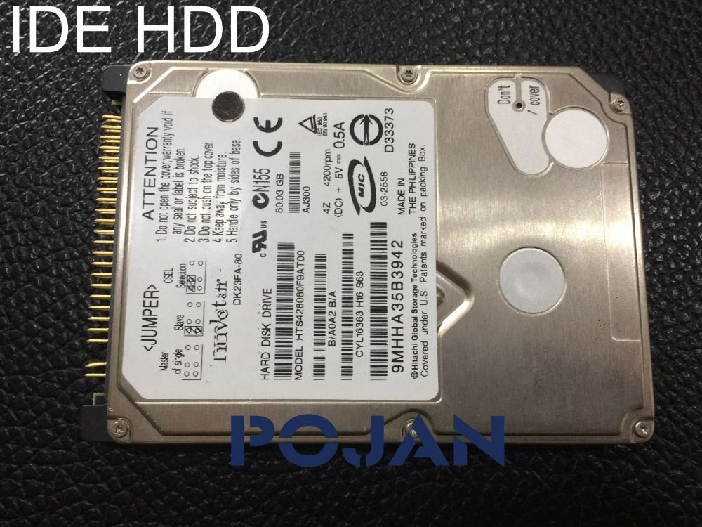Ide Designjet Z2100 Z2100ps Q6675 67033 Q6675 60121 Hard Drive