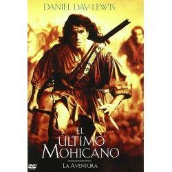 El Ultimo Mohicano Dvd Peliculas Completas El Ultimo Mohicano Poster De Cine