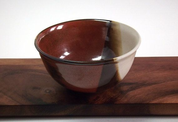 Handmade small ceramic 'nibbles' bowl with by VictoriaHunnsCeramic