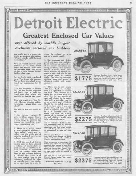 Early 20th Century Electric Car Set To Return For Limited Sales Electric Cars Electric Car Electricity