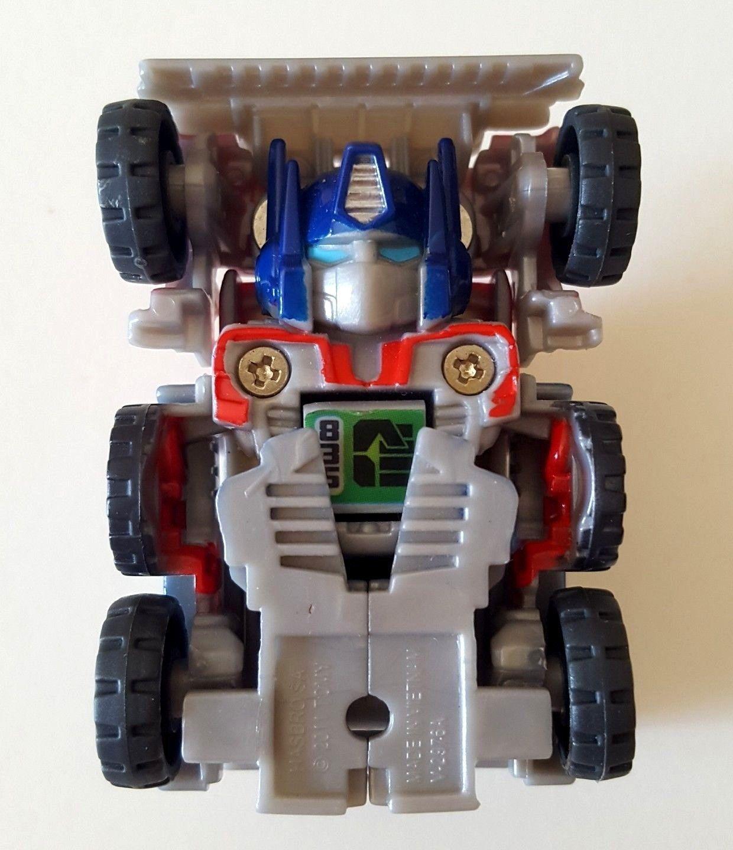 Kids Toy Transforming Vehicle Autobots Bumblebee Optimus Prime Storm Guard UK