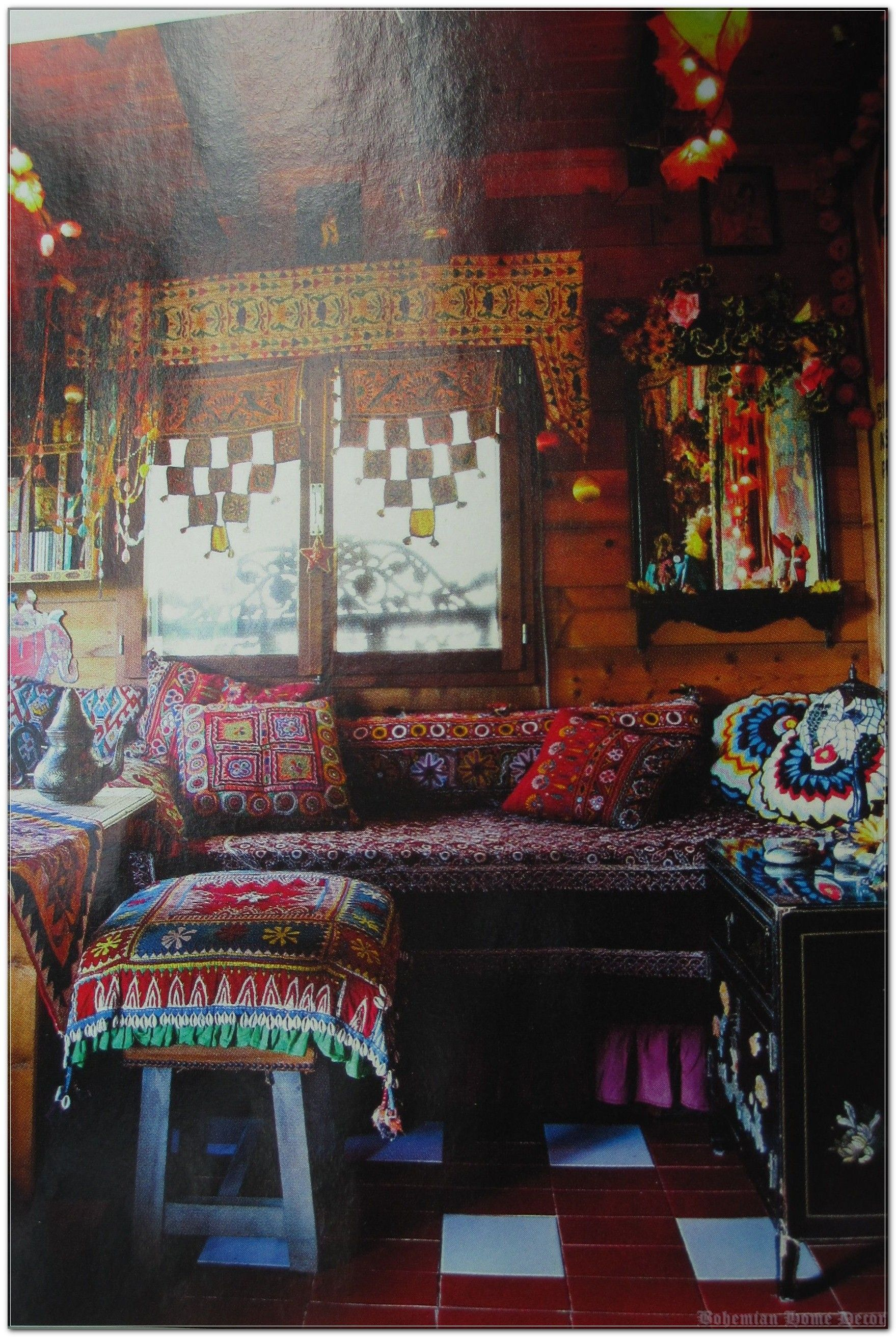 Why Bohemian Home Decor Is A Tactic Not A Strategy