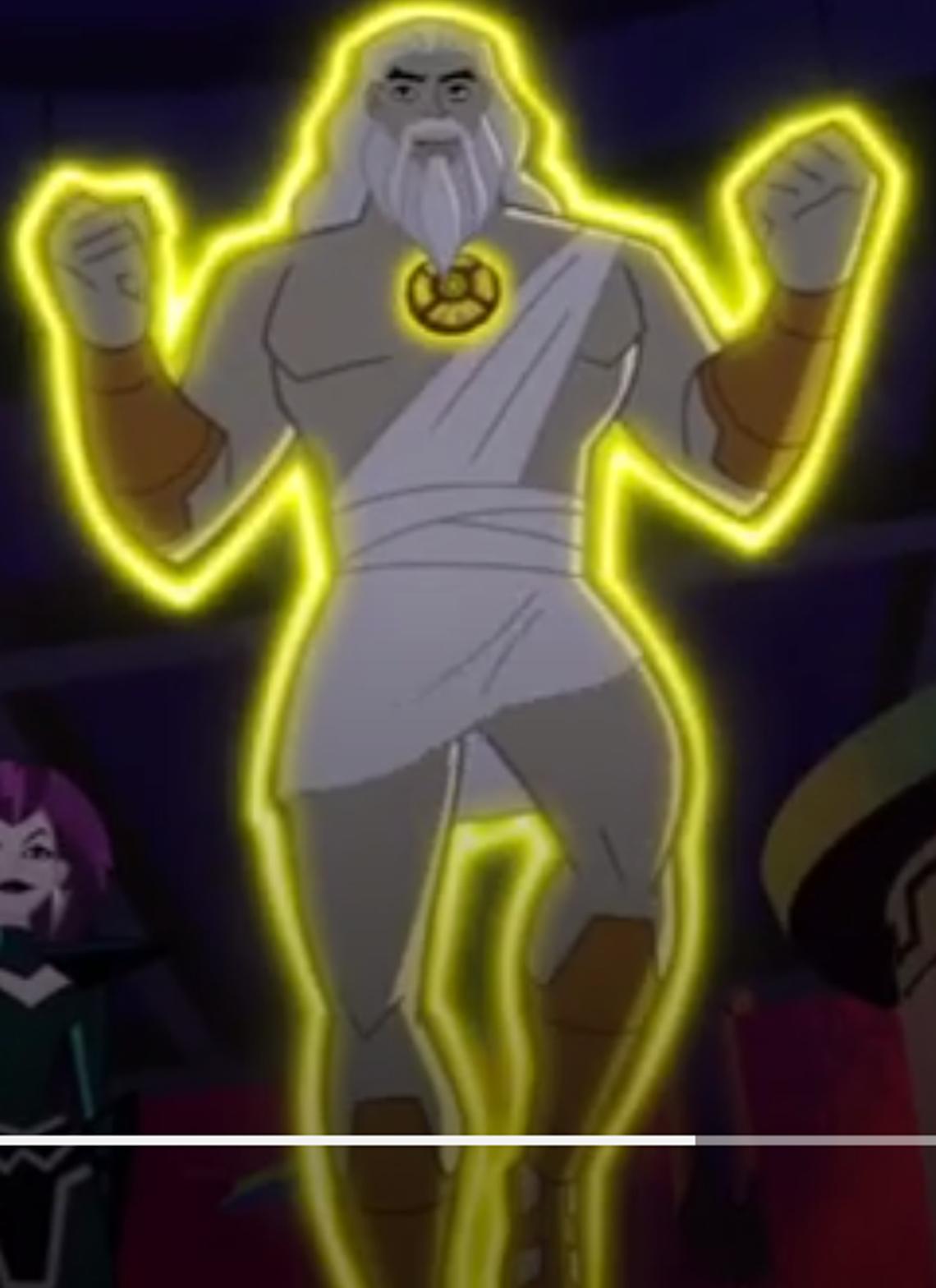 Lex Luthor Zeus Power Aurora Sleeping Beauty Zeus Powers Lex Luthor