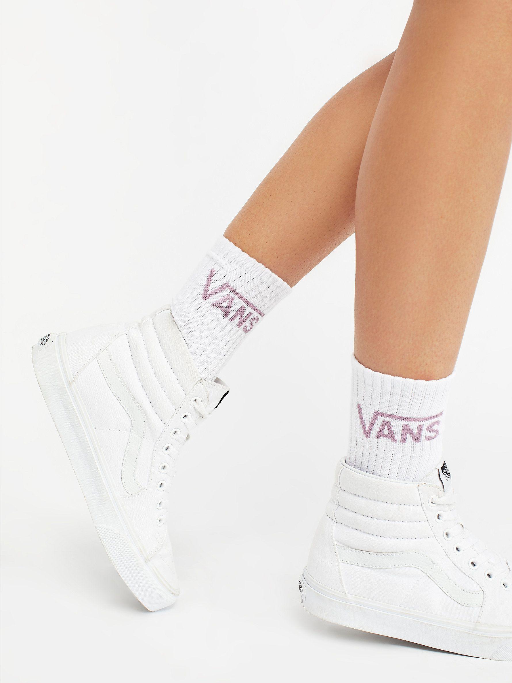 Old School Crew Socks 3 Pack Fit Womens Shoe Sizes 7 10 3