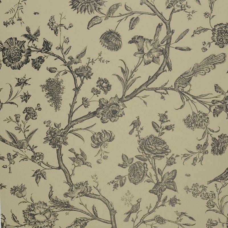 nobilis toiles de jouy et fleurs 16156 l 39 arbre nantais toile de jouy pinterest toile de. Black Bedroom Furniture Sets. Home Design Ideas