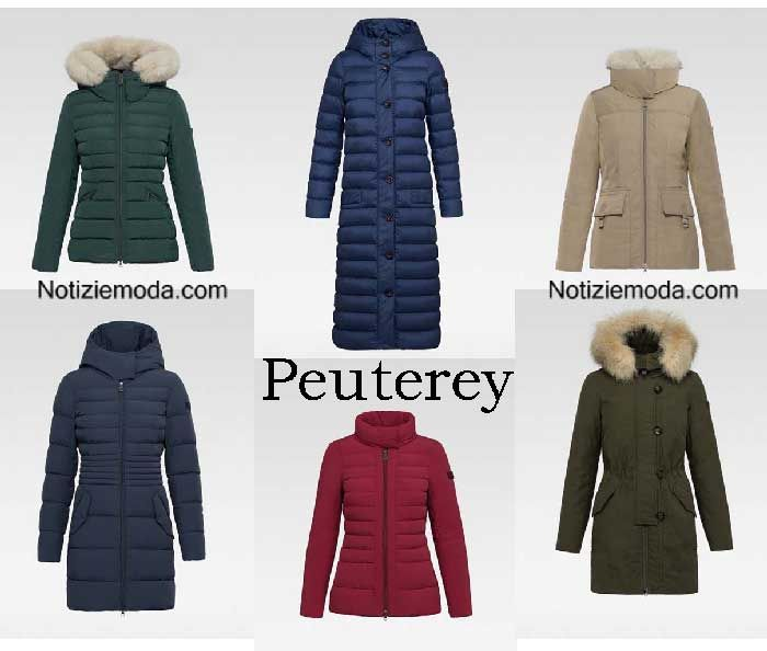 various colors efc90 35fad Piumini Peuterey autunno inverno 2016 2017 donna | Snug ...
