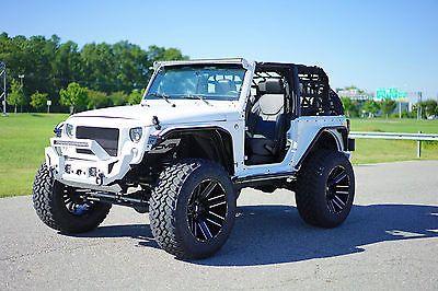 Ebay 2015 Jeep Wrangler Sahara Sport Utility 2 Door 2015 Jeep
