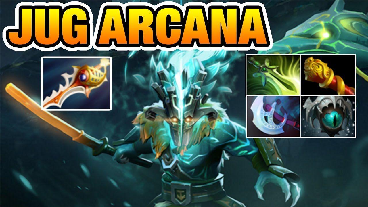 juggernaut arcana bladeform legacy
