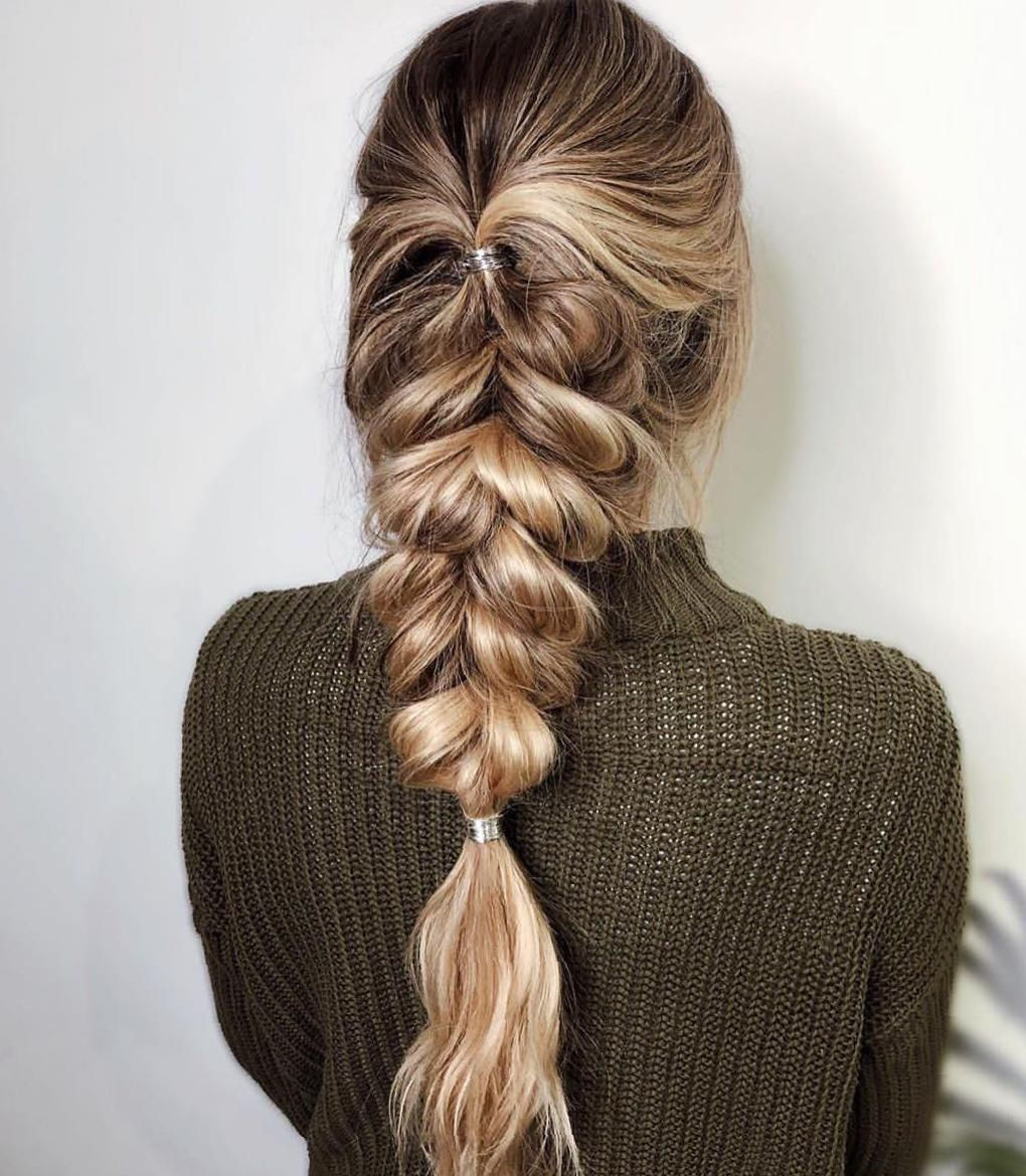35 Amazing Braided Hairstyles For Long Hair For Summer Sooshell Hair Styles Braids For Long Hair Long Hair Styles
