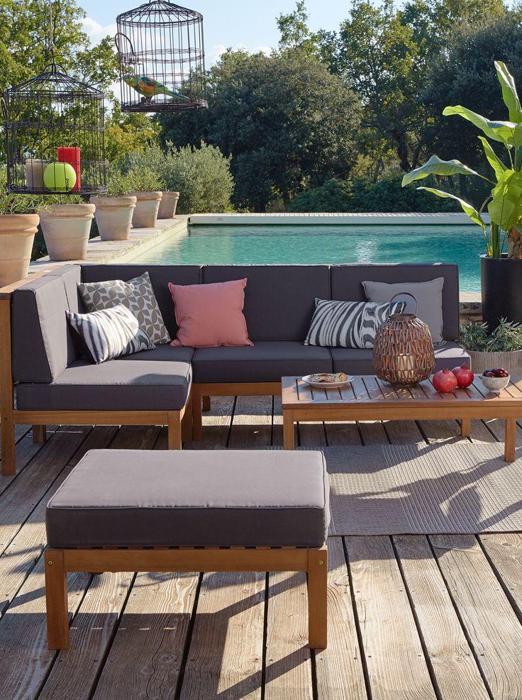 Salon de jardin Alinéa - Jeu concours Pinterest - A gagner  500\u20ac en