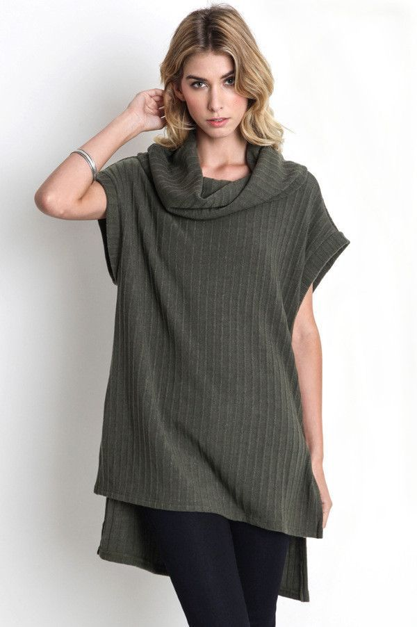 Emery Cowl Pullover