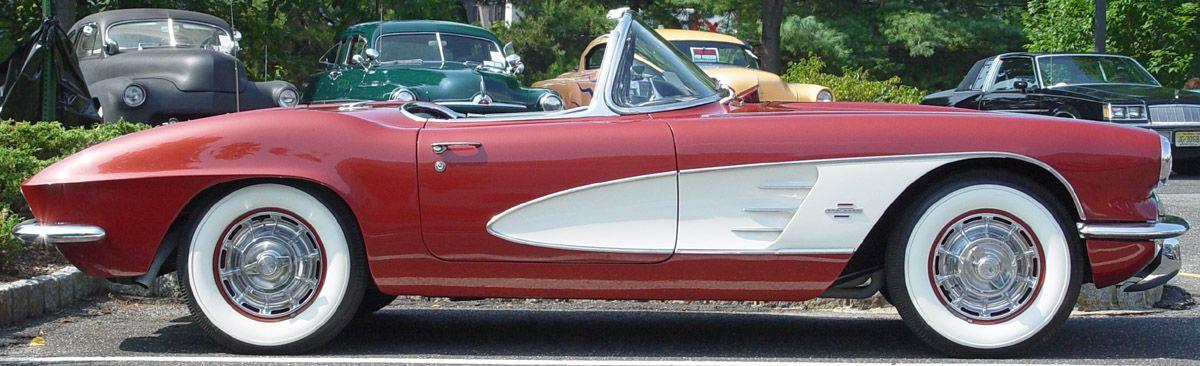 1961 corvette convertible 1961 Chevrolet Corvette