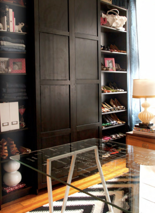 Pax Wardrobe Billy Bookcase Ikea Dressing Room Walk In