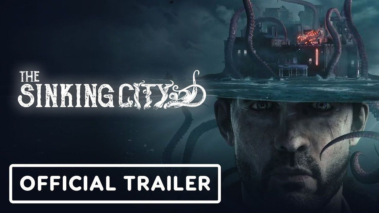 The Sinking City On Nintendo Switch Official Gameplay Trailer
